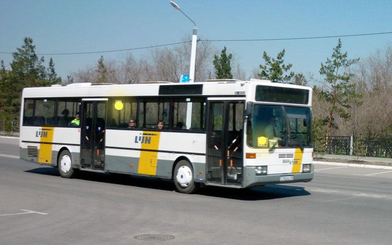 еще костанай автобусы картинки пять