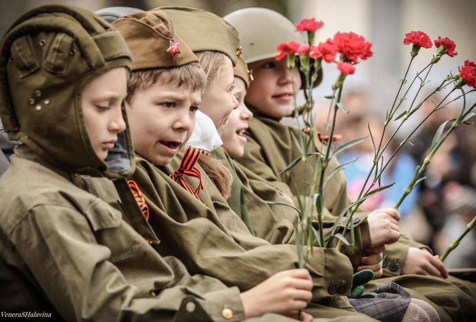 Военно-патриотические картинки для детей